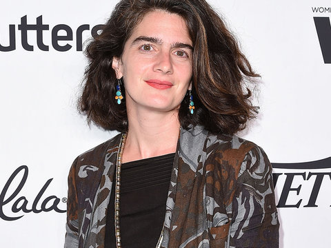 """Transparent"" Star Gaby Hoffmann Admits She Thinks the Emmys Are a Bit ""Silly"""