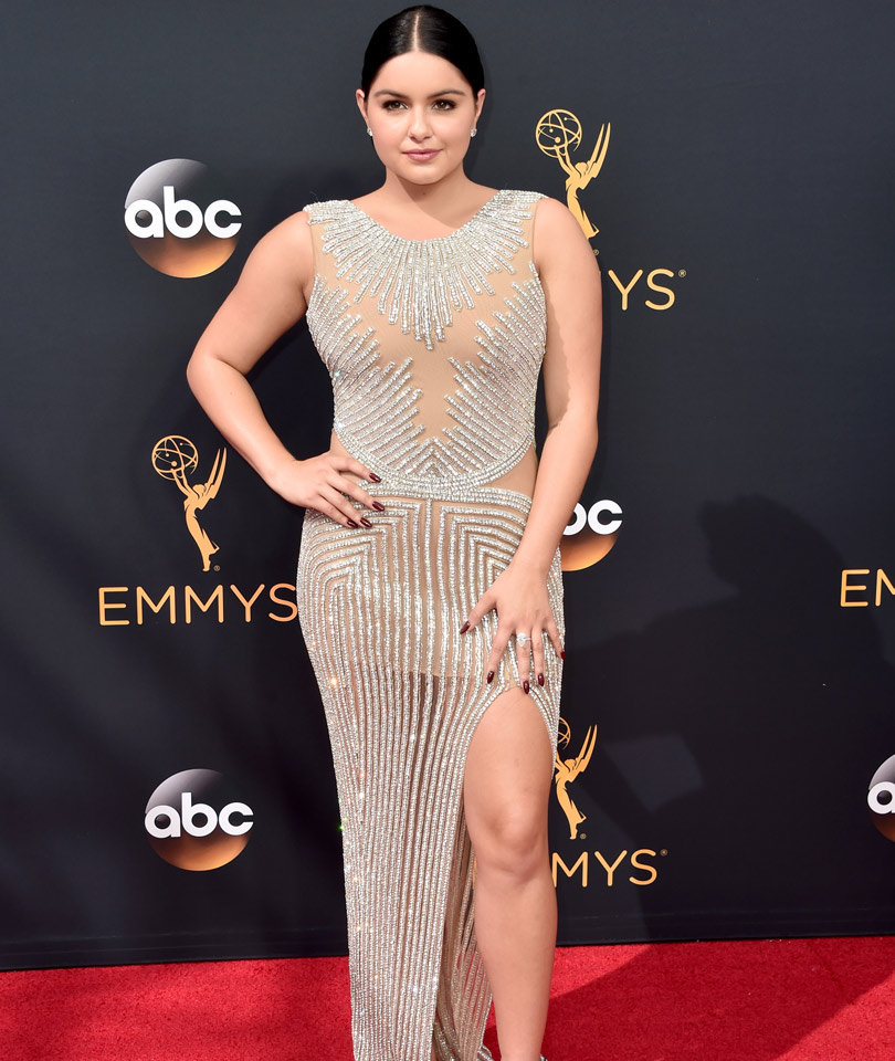 Did Ariel Just Jack Kylie Jenner's Style for the Emmys?