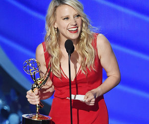 Kate McKinnon Is Totally Flustered as She Wins First Emmy Award
