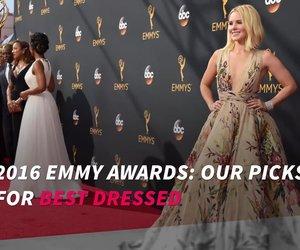2016 Emmy Awards: Best Dressed