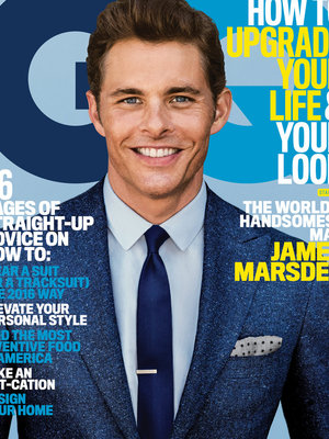 """James Marsden Reveals He Turned Down a Part In """"Magic Mike"""""""