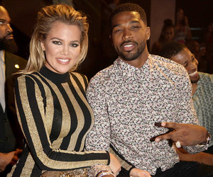 Khloe Kardashian Poses for First Official Pic with Younger Beau