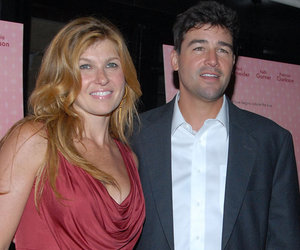 """Connie Britton & Kyle Chandler Have """"Friday Night Lights"""" Reunion at Emmys"""