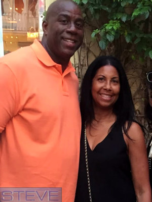 Magic Johnson Won't Let Athletes Date His Daughter Elisa, Opens Up About Son EJ Coming Out