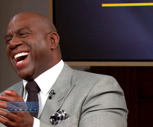 Magic Johnson Opens Up About Son EJ Coming Out