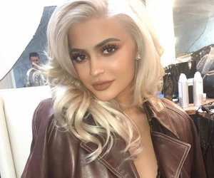 Kylie Jenner Strips to VERY Revealing Lingerie In Sizzling New Selfie
