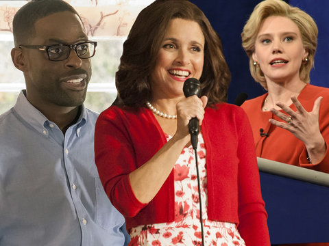 Emmy Prediction Split Keegan Michael Key Emmys  Reality Tv
