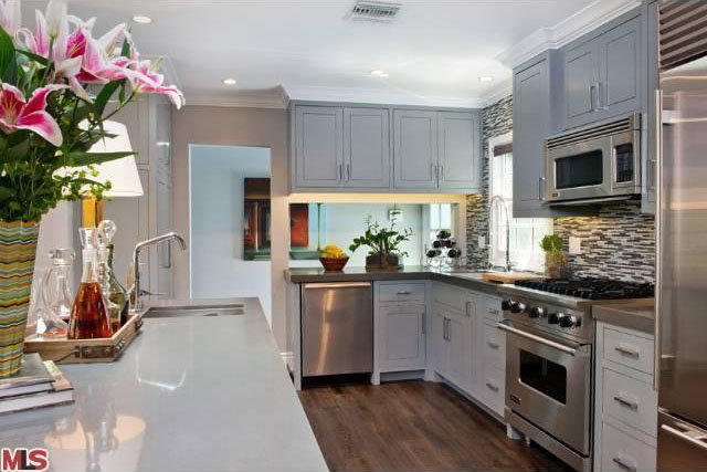 Jeff Lewis Kitchen jeff lewis' spring oak home | toofab
