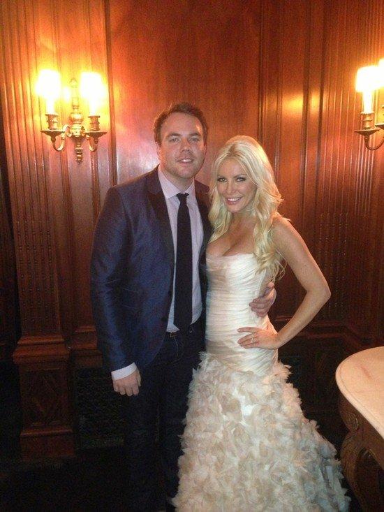 Hugh Hefner Crystal Harris Wedding December 31 2012