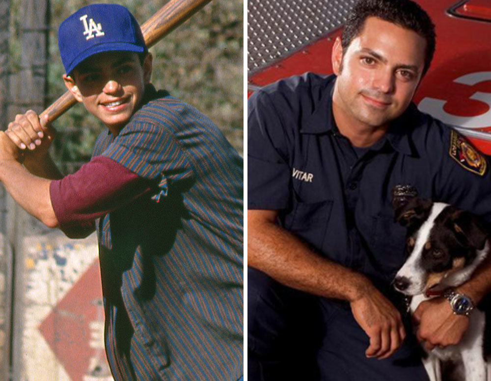Sandlot Cast Then And Now