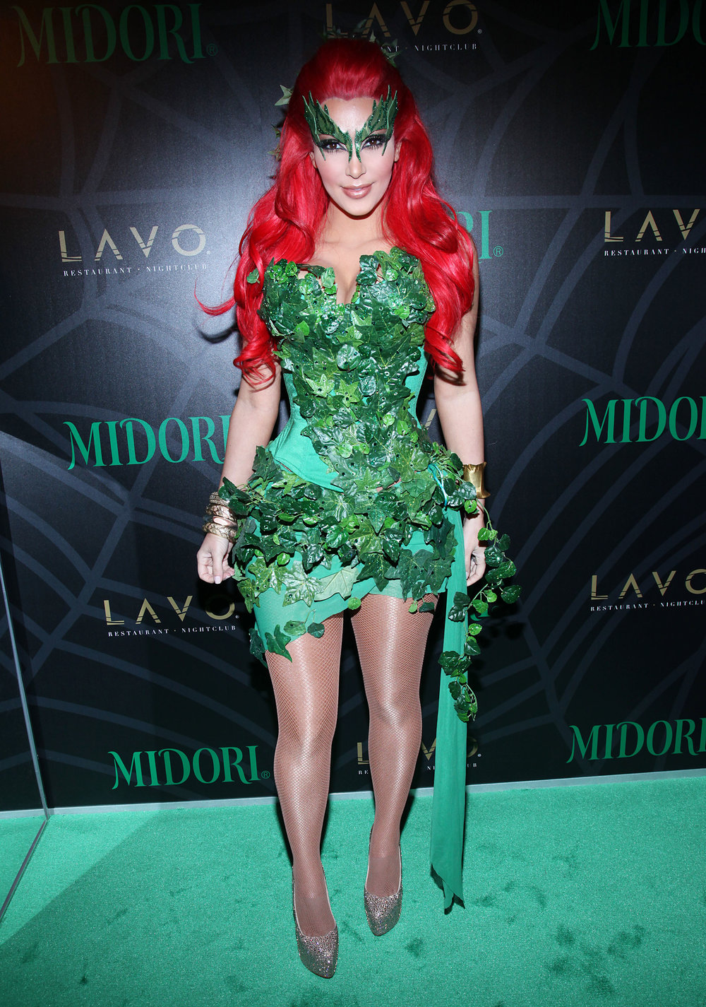 Kim Kardashian's Halloween Costumes | toofab.com