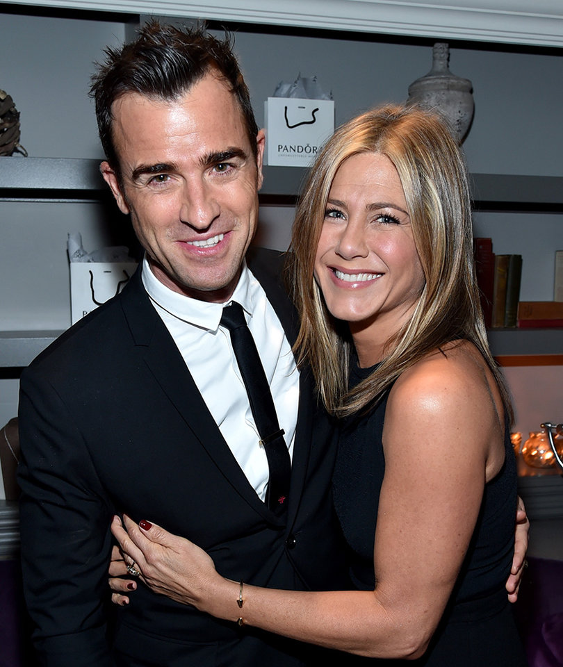 Jen Aniston and Justin Theroux: Cutest Photos Before the Split