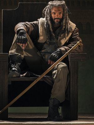 "New ""Walking Dead"" Teaser Puts Spotlight on Ezekiel & The Kingdom"