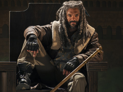 "New ""Walking Dead"" Teaser Puts Spotlight on Ezekiel & The Kingdom"