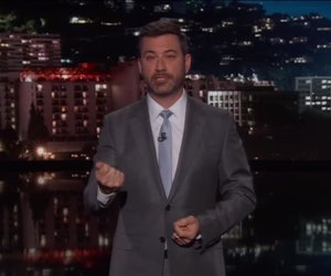 Jimmy Kimmel Talks Brad Pitt & Angelina Jolie Split