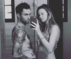 Adam Levine and Behati Prinsloo Welcome Baby Girl