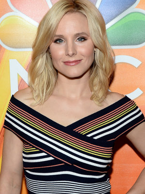 """Kristen Bell Shares Hilarious Childhood Photo of Mullet Cut, Says Everyone Thought She Was """"One Of The Little Boys"""""""