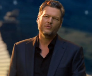 "Blake Shelton & Miranda Lambert Team Up With Fellow Country Superstars For ""Forever…"
