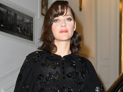 Marion Cotillard Denies She Had an Affair with Brad Pitt