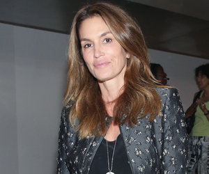 Cindy Crawford, 50, Shows Off Flawless Bod While Going Topless With Thigh-High Boots!