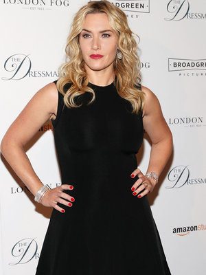 "Winslet to Childhood Bullies: ""Look At Me Now!"""