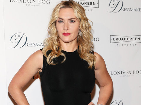 """Winslet to Childhood Bullies: """"Look At Me Now!"""""""