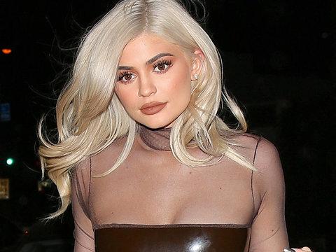 Kylie Jenner Looks Like the Old Kim Kardashian in Racy 'Secret Project' Photos