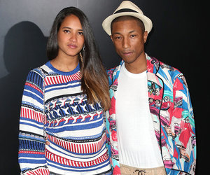 Pharrell Williams and Wife Expecting Baby No. 2!