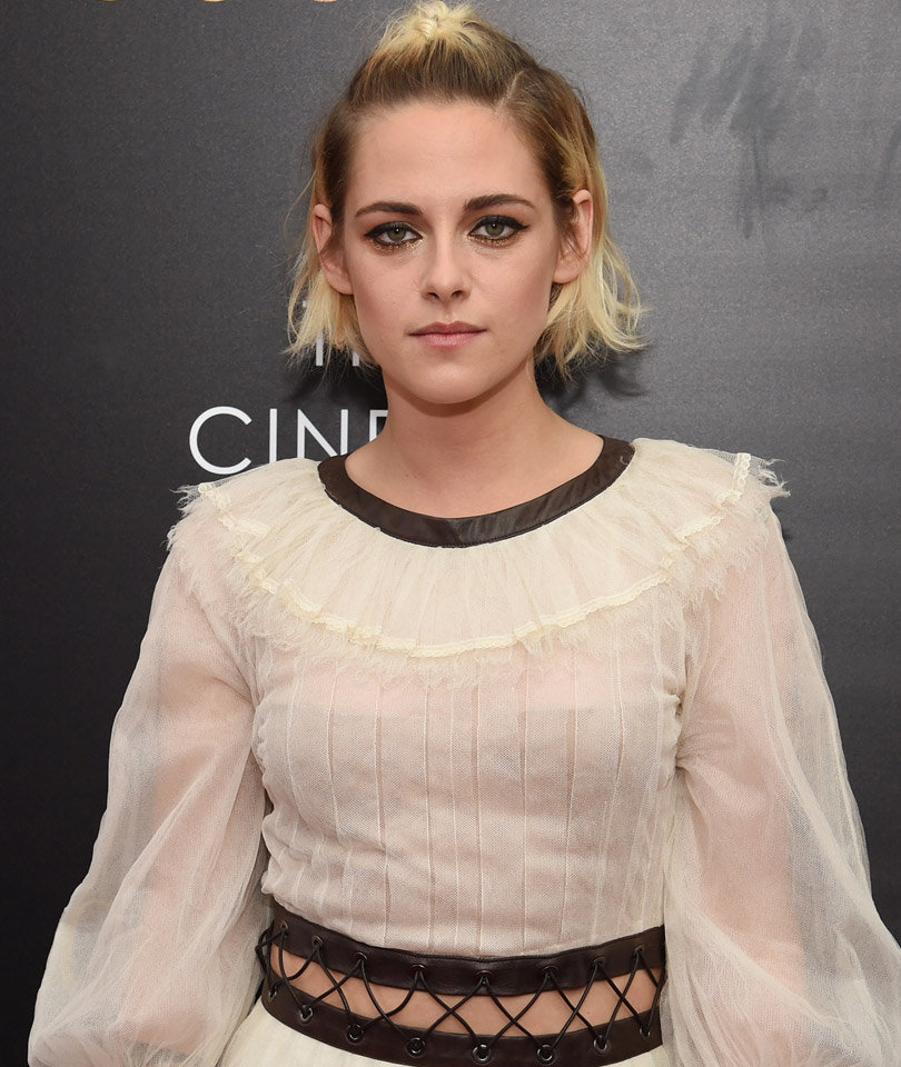 Kristen Stewart Goes Platinum -- See Her Bold New Look!