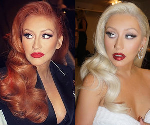 Christina Aguilera -- Better Blonde?