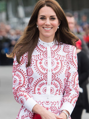 Kate Middleton Is Beyond Chic on Day Two of Canada Tour