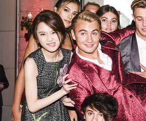 More Attractive Celeb Kids Take Over Milan Fashion Week