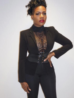 "Fantasia Barrino Flaunts Impressive Weight Loss -- ""I Feel Great!"""