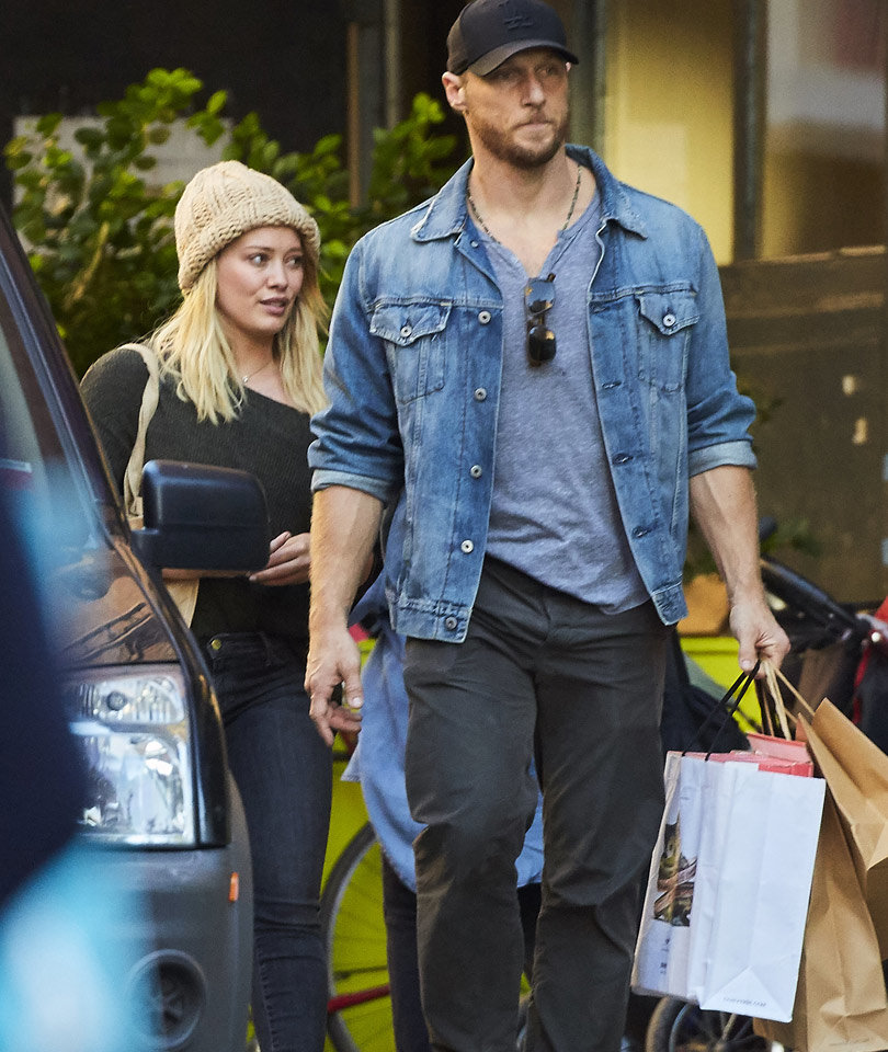 Hilary Duff Confirms Relationship With Trainer Jason Walsh