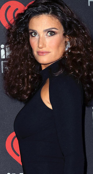 Idina Menzel Debuts $30,000 Engagement Ring--See the Stunning Sparkler!