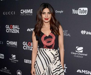 Priyanka Chopra's Striped Skirt -- Fab or Drab?