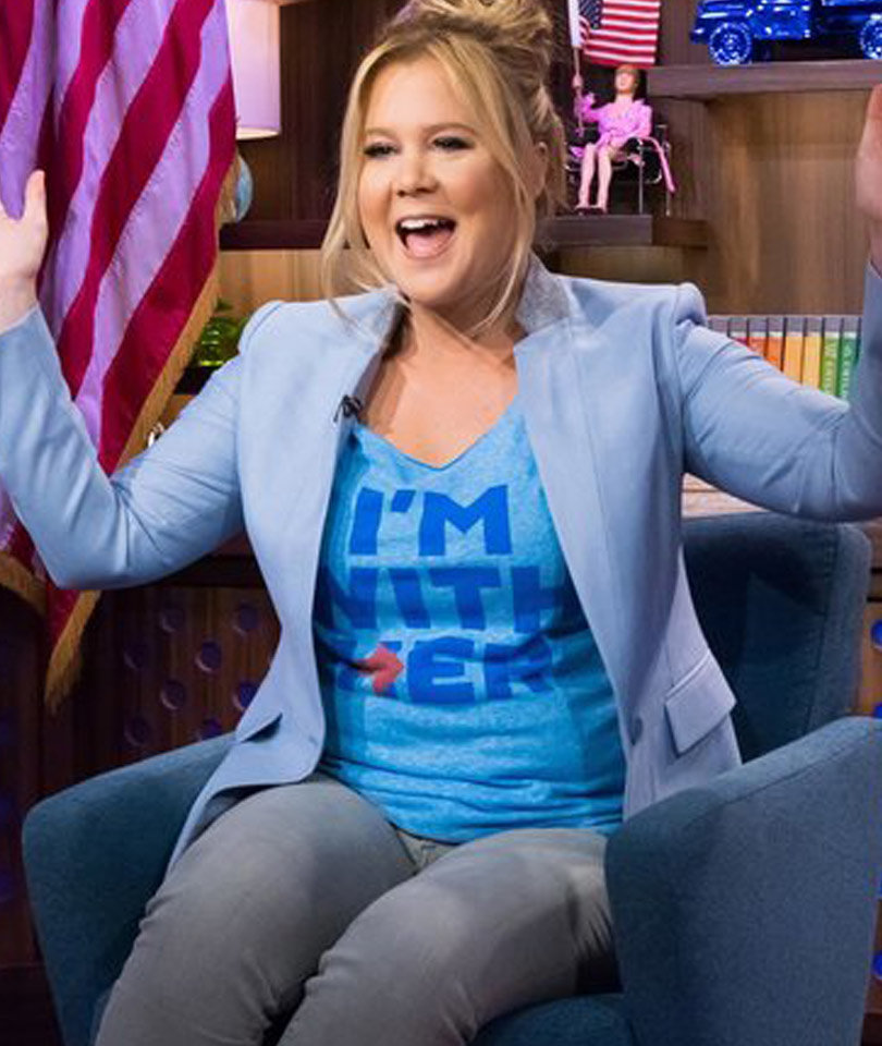 See Why Amy Schumer Had to Plead the Fifth with Andy Cohen