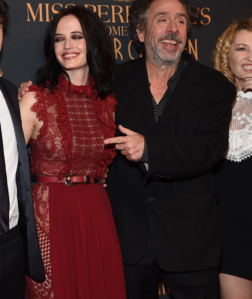 "See Inside the ""Miss Peregrine's Home For Peculiar Children"" Premiere"