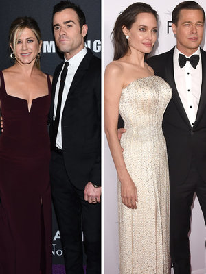 Justin Just Reacted to Brangelina Split & Jen's Involvement