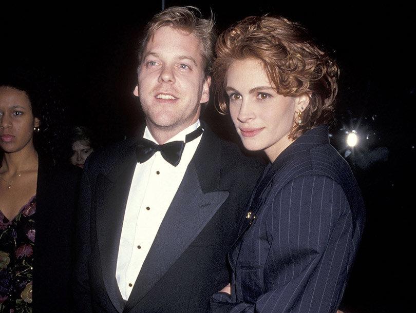 Kiefer Sutherland Praises Julia Roberts for Dumping Him
