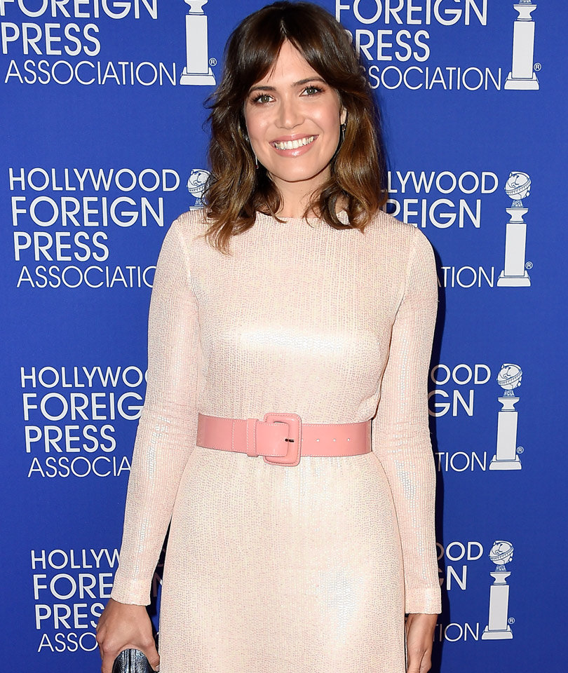 You'll Never Guess the Risqué Tattoo Mandy Moore Has on Her Foot