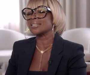 Mary J. Blige Sings at Hillary Clinton In Awkward Ad for New Interview