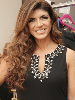 Teresa Giudice Shows Off Her Big Hair in Throwback Yearbook Photo