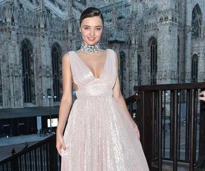 Miranda Kerr's Diamond Choker -- Fab or Drab?