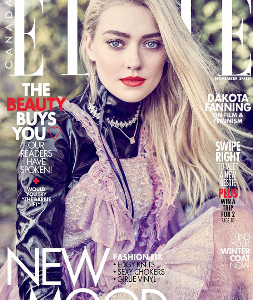 Dakota Fanning: People Rooted for Me to Become Another…