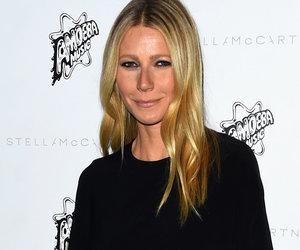 Gwyneth Paltrow Goes Makeup Free For 44th Birthday