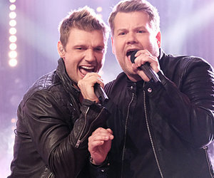 James Corden Joins the Backstreet Boys for One Night Only