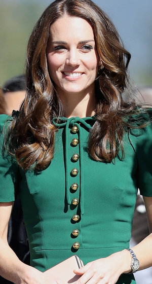 Kate Middleton's Royal Fashion Continues to Shine in Canada