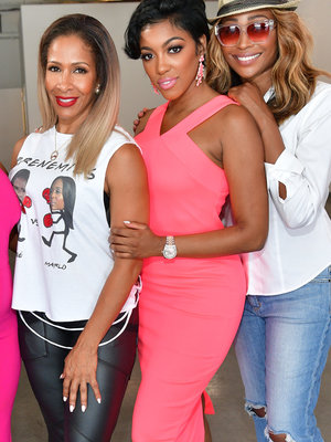 "Divorce, Grenades, Crazy BFs & Sex Dungeons -- New ""RHOA"" Trailer Is Just Insane!"