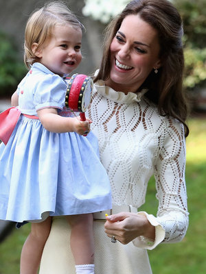 Princess Charlotte & Prince George Have a Blast In Canada